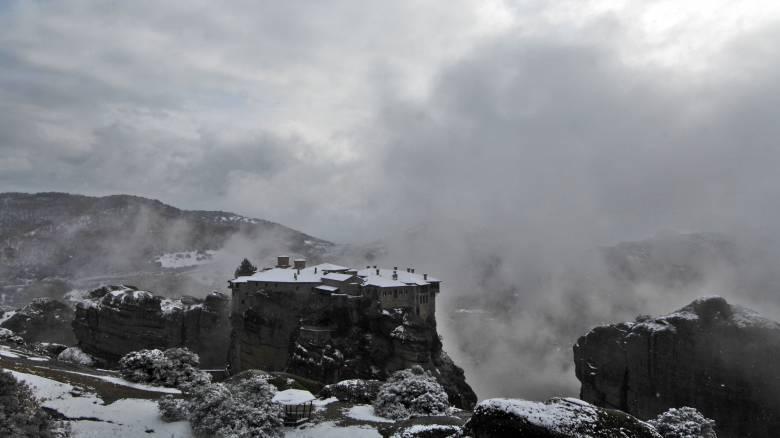 Ο χιονιάς κρατά κλειστά τα σχολεία σε δυτική Μακεδονία, Έβρο και Τρίκαλα