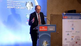 Η βιώσιμη ανάπτυξη στο επίκεντρο του συνεδρίου του Economist