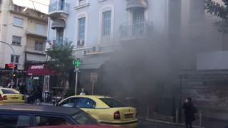 Έκρηξη στην πλατεία Βικτωρίας: Τουλάχιστον δύο τραυματίες