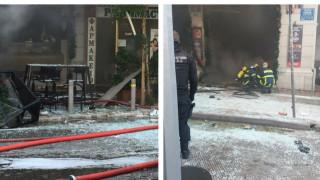 Έκρηξη στην πλατεία Βικτωρίας: Ένας αγνοούμενος, τουλάχιστον 6 τραυματίες