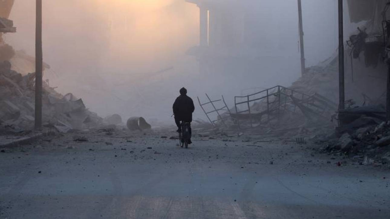 OHE: Το Χαλέπι κινδυνεύει να γίνει «ένα γιγάντιο νεκροταφείο»