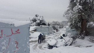 Διαμαρτυρίες προσφύγων για τις άθλιες συνθήκες