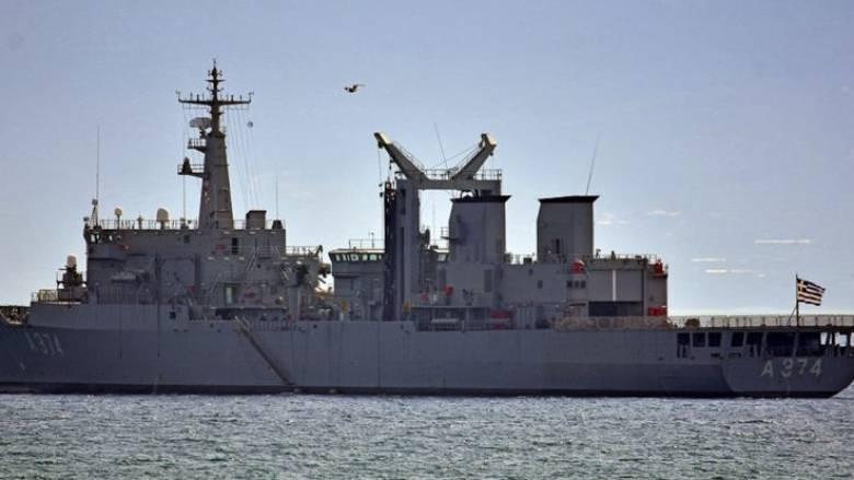 Το «ΠΡΟΜΗΘΕΥΣ» του Ναυτικού σε ακριτικά νησιά για υπηρεσίες περίθαλψης