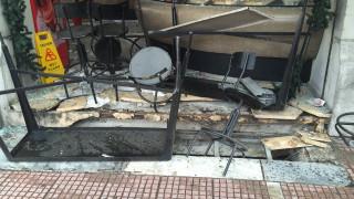 Έκρηξη στην πλατεία Βικτωρίας: Η ανακοίνωση της εταιρίας