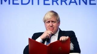 Μπ. Τζόνσον: Το Brexit αφορά τον έλεγχο της μετανάστευσης