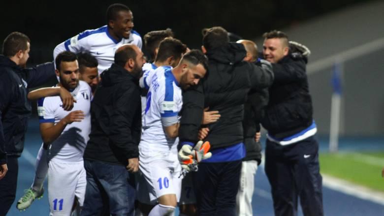 Κύπελλο Ελλάδας: Η Καλλιθέα έκανε την έκπληξη, ο Ολυμπιακός στους 16