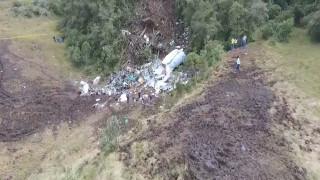 Τραγωδία στην Κολομβία: Συγκλονίζουν οι διάλογοι του πιλότου με τον πύργο ελέγχου