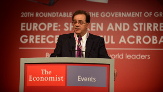 Γκίκας Χαρδούβελης: Υπάρχει κίνδυνος επιπρόσθετων μέτρων