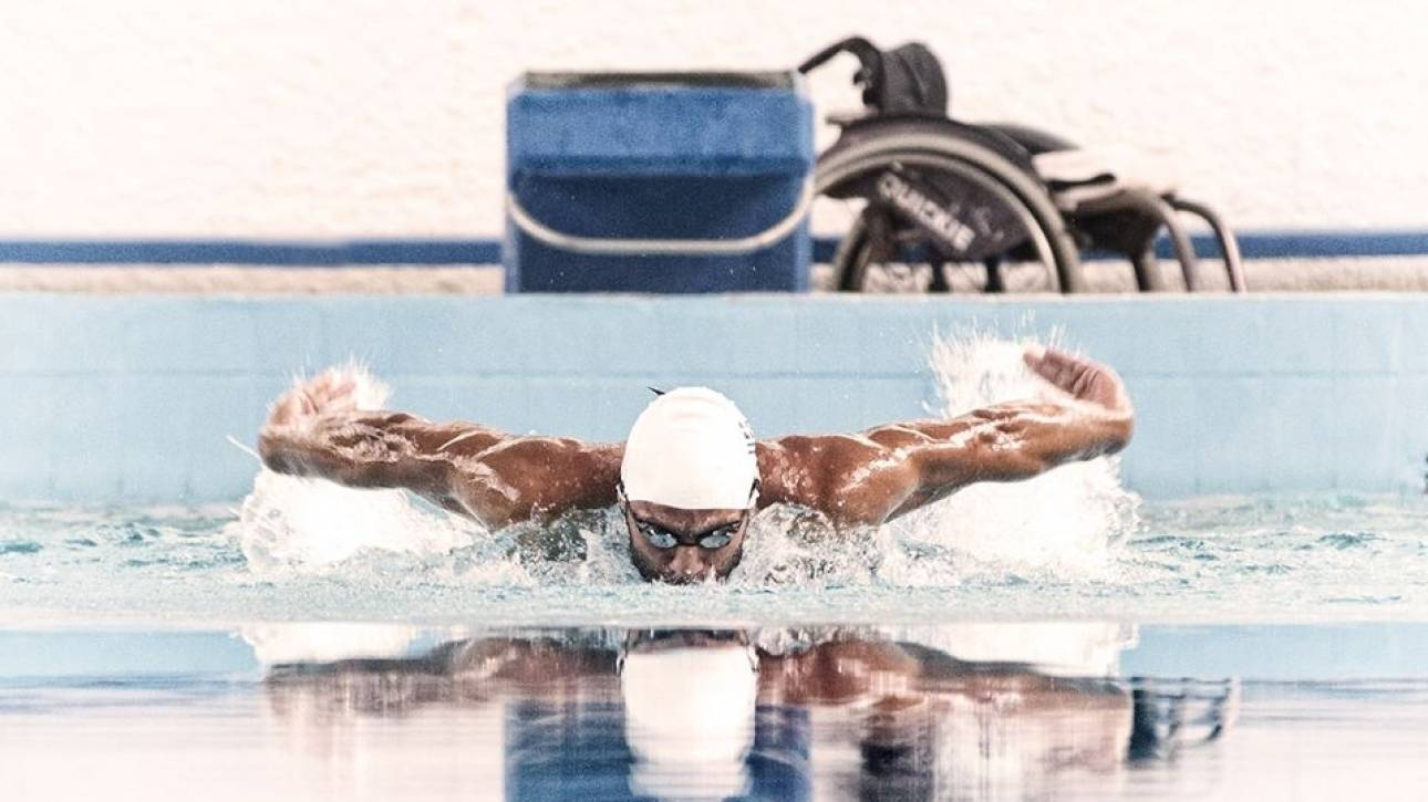 «Θέλω να μιλήσω για ισότητα». Ο παραολυμπιονίκης Αντώνης Τσαπατάκης έχει ένα «Όνειρο»
