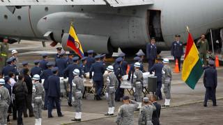 Κολομβία: Οι σοροί των θυμάτων μεταφέρονται στις πατρίδες τους - οι έρευνες συνεχίζονται