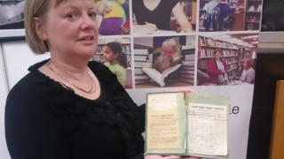 Συνταξιούχος επέστρεψε βιβλίο που είχε δανειστεί πριν από 63 χρόνια