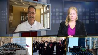 M.Βεληβασάκης στο CNN Greece: Το 2018 θα κάνουμε Πάσχα στον Αγ. Νικόλαο