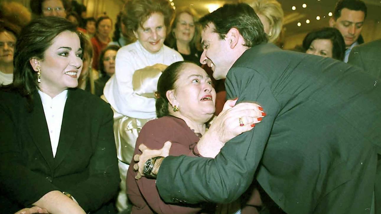 Η συγκινητική ανάρτηση του Κ. Μητσοτάκη για τη μητέρα του