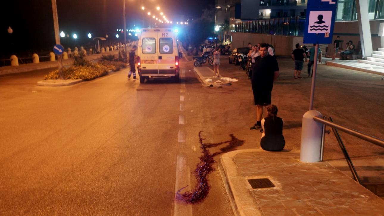 Ταξί παρέσυρε και σκότωσε πεζό στη Θεσσαλονίκη