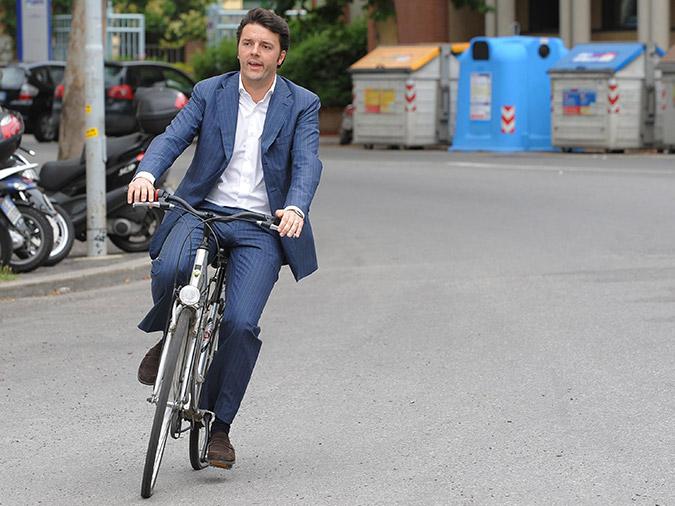 ρεντσι ποδηλατο