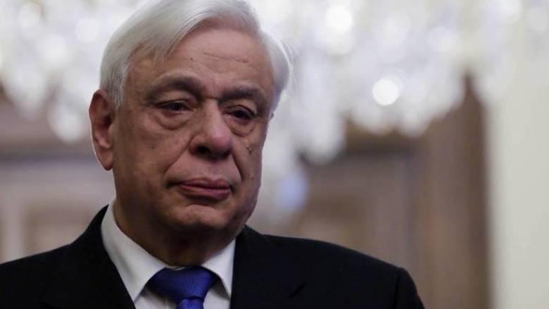 Πρ. Παυλόπουλος: Ας κάνει ότι νομίζει ο Ερντογάν