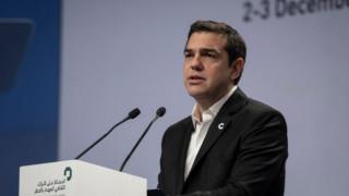 «Φρένο» στα σενάρια για πρόωρες εκλογές έβαλε ο Αλ. Τσίπρας