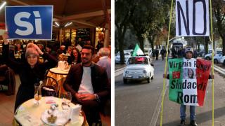 Η Ιταλία ψηφίζει, η Ευρώπη αγωνιά