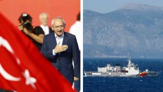 Αυτά είναι τα 18 ελληνικά νησιά που θέλουν οι Τούρκοι