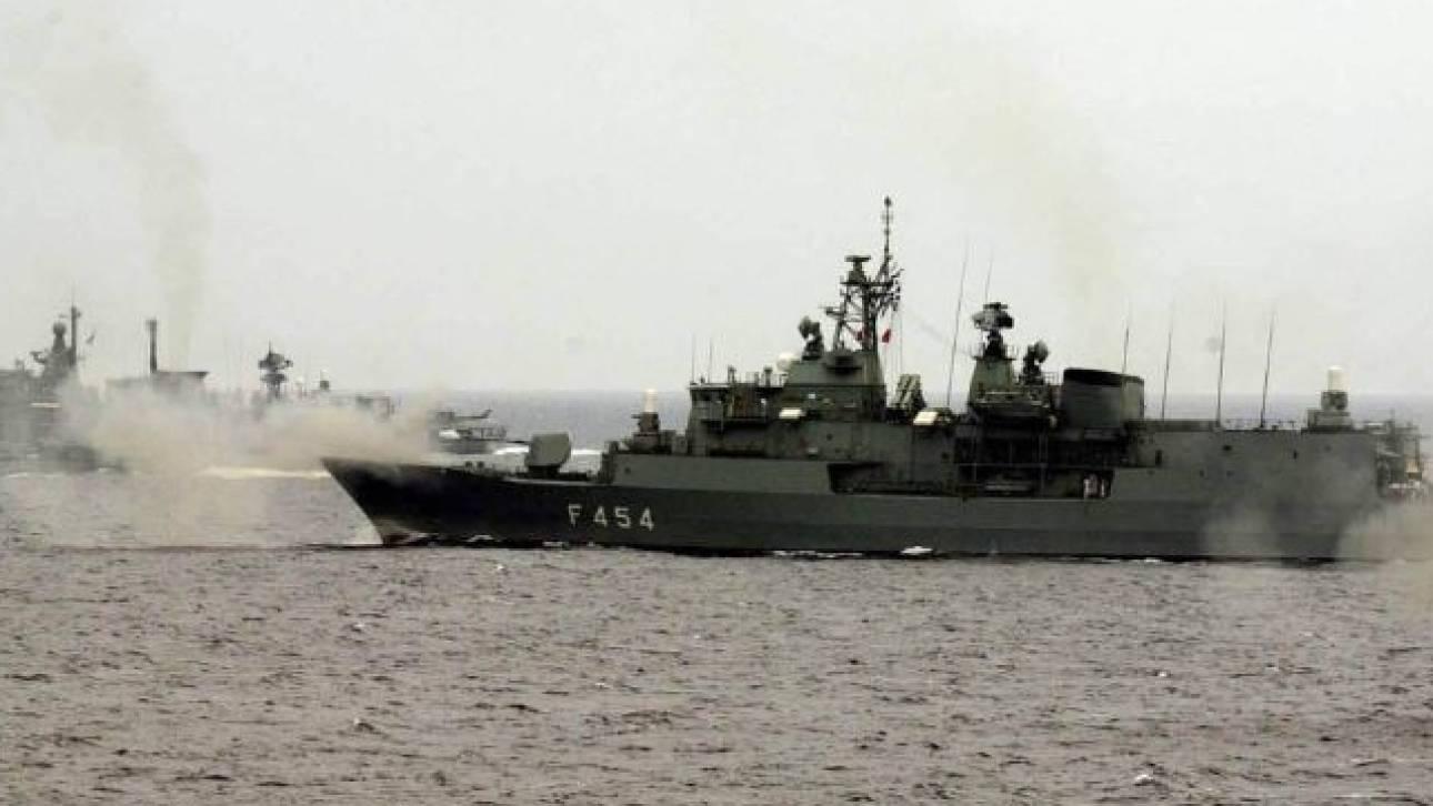 FAZ: Το ΝΑΤΟ θα παραμείνει στο Αιγαίο