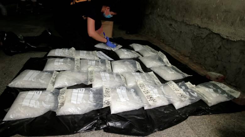 Αυτά είναι τα μέλη της σπείρας των ναρκωτικών που δρούσε στην Αθήνα