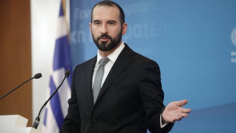 Δ. Τζανακόπουλος: Δεν θα δεχθούμε τα μέτρα του ΔΝΤ