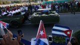 Κούβα: Το τελευταίο «ταξίδι» του Φιντέλ Κάστρο [pics,vid]
