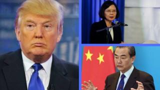 «Ευγενικό τηλεφώνημα» η συνομιλία Τραμπ-Τσάι που ενόχλησε την Κίνα