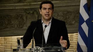 Εκλογές Αυστρία: Μέσω twitter ο Αλ. Τσίπρας ευχήθηκε «καλή επιτυχία» στον Βαν ντερ Μπέλεν