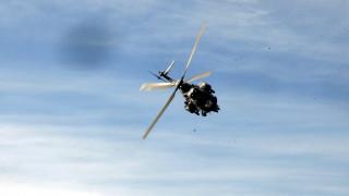Διακομίστηκε στο Ηράκλειο με ελικόπτερο Super Puma, αλλά δεν υπήρχε κρεβάτι στη ΜΕΘ