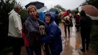 Ισπανία: Δύο άνθρωποι έχασαν τη ζωή τους από τις πλημμύρες