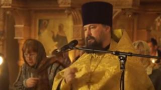 Ο Ρώσος ιερέας που έγινε... νίντζα (vid)