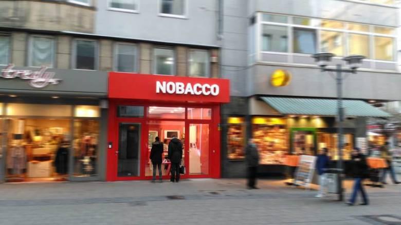 Η NOBACCO ανοίγει κατάστημα στο Έσσεν της Γερμανίας