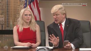Ντόναλντ Τραμπ κατά SNL: Στη σάτιρα για την εμμονή του στα tweets, απαντά με… tweet!