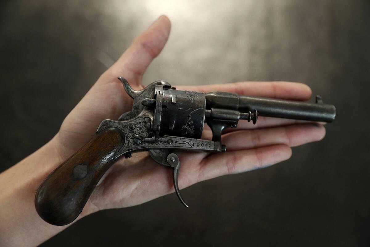 rimpaud gun