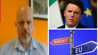 """Μιχάλης Kοσμίδης, Λονδίνο: Πρώτα το  Brexit, αναμενόμενο το ιταλικό """"No"""""""