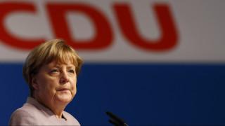 Η Άνγκελα Μέρκελ και πάλι στο τιμόνι των Χριστιανοδημοκρατών