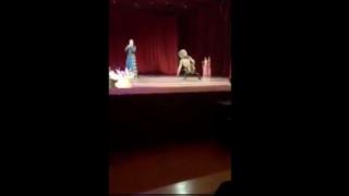 Ρώσος χορευτής πέθανε από ανακοπή καρδιάς επί σκηνής (Vid)