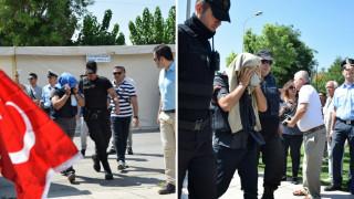 Εκδίδονται τρεις Τούρκοι στρατιωτικοί - Έφεση για τη χθεσινή απόφαση