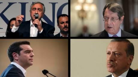 Κυπριακό: Η στιγμή όπου όλοι διαλέγουν πλευρά στην Ιστορία