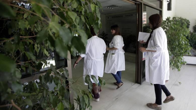 ΟΑΕΔ: 4.000 θέσεις στον τομέα της Υγείας