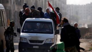 Πέντε συνοικίες στο Χαλέπι στα χέρια του Άσαντ