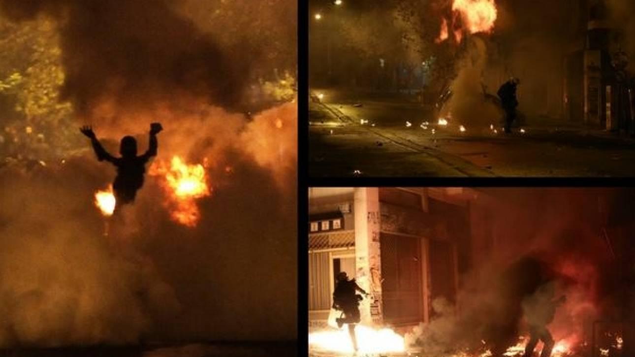 Αλέξης Γρηγορόπουλος: Ακόμα μία νύχτα βίας και επεισοδίων στα Εξάρχεια