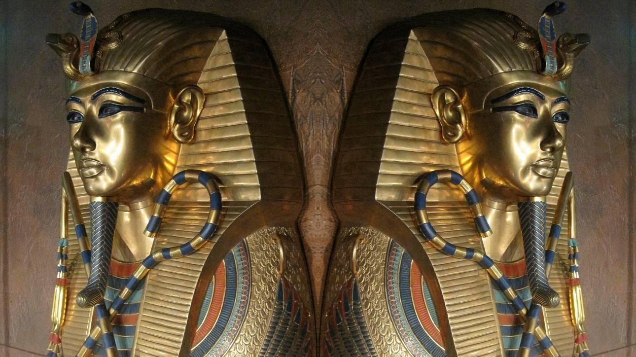 Το μυστήριο του Τουταγχαμών από την Αρχαία Αίγυπτο στον Ελληνικό Κόσμο