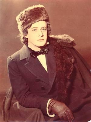 """Όπερα """"Ευγένιος Ονέγκιν"""" του Π. Ι. Τσαϊκόφσκι. Λένσκι ο Σ. Γ. Λέμεσεφ. Φωτογραφία: Ε. Ιγκνατόβιτς από τη συλλογή του Μουσείου του Θεάτρου Μπολσόι της Ρωσίας."""