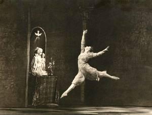 """Μπαλέτο """"Ρωμαίος και Ιουλιέτα"""" του Σ. Προκόφιεφ. Στο ρόλο της Ιουλιέτας η Γ. Σ. Ουλάνοβα. Aπό τη συλλογή του Μουσείου του Θεάτρου Μπολσόι της Ρωσίας"""