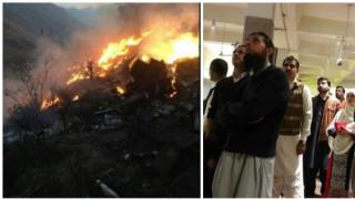 Συντριβή αεροπλάνου στο Πακιστάν: Καμία ελπίδα για επιζώντες