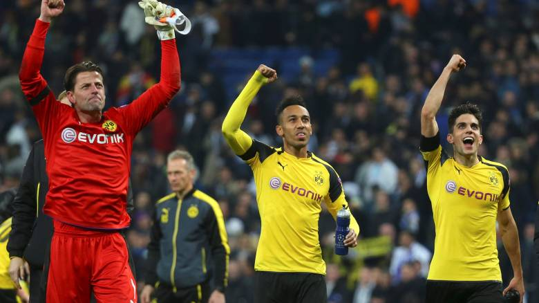 "Champions League: η Ντόρτμουντ έστειλε στους ""αδύνατους"" τη Ρεάλ Μ."