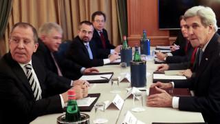 Νέες συνομιλίες Κέρι-Λαβρόφ για τη Συρία