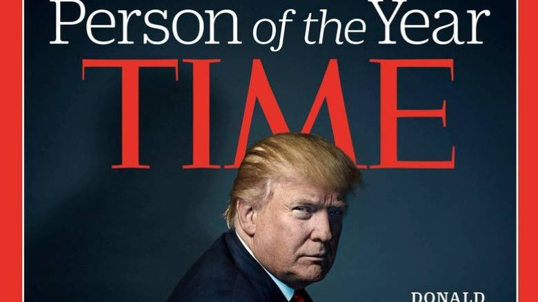 Time: Αναδρομή στο «πρόσωπο της χρονιάς» – Από τον Ρήγκαν στο Τραμπ